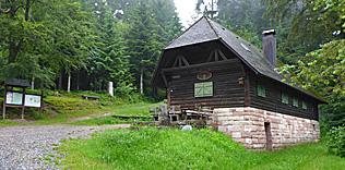 Schwarzwald Hütte
