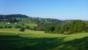 Goldsteig bei Breitenberg