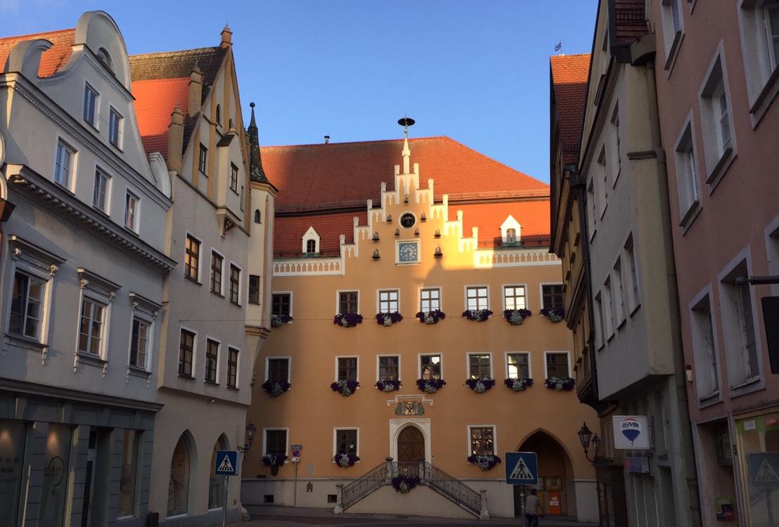 Rathaus Donauwörth