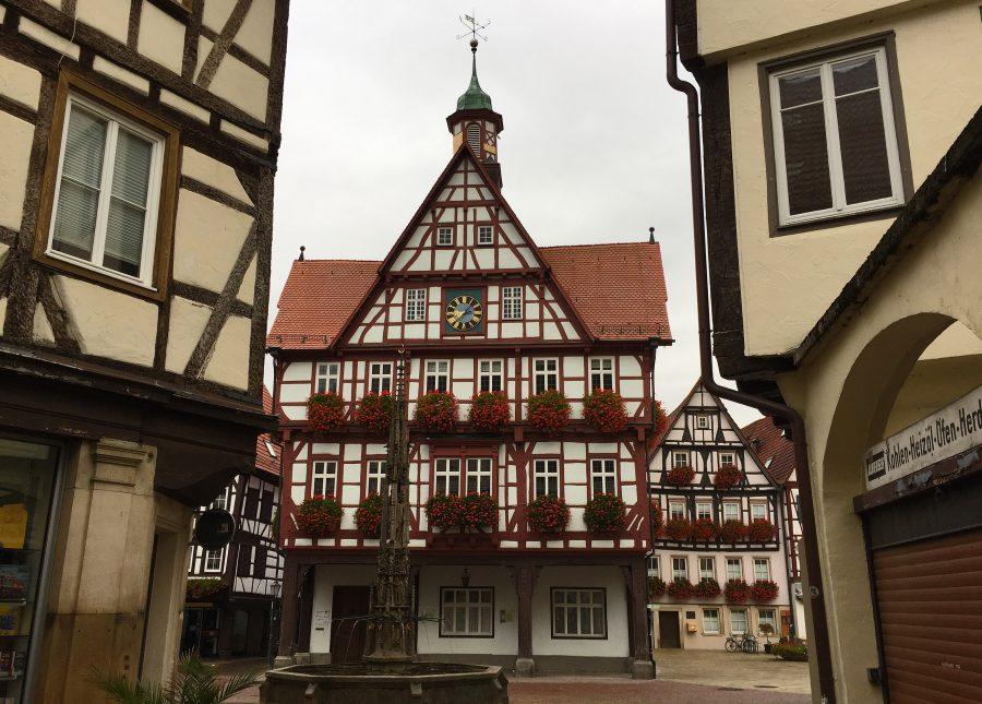 Rathaus von Bad Urach