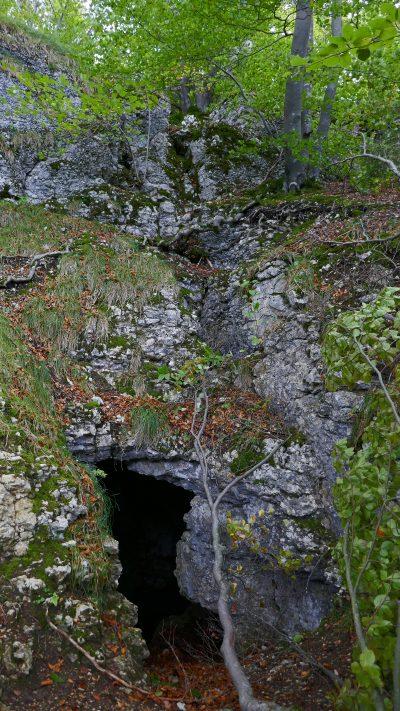 Goldloch Höhle