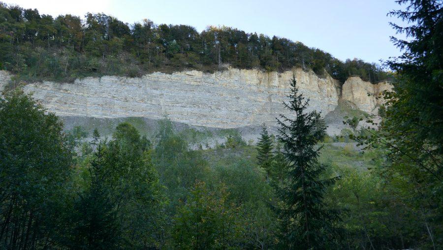 Bergrutsch am Hirschkopf
