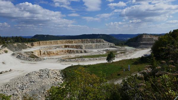 Tagebau am Plettenberg