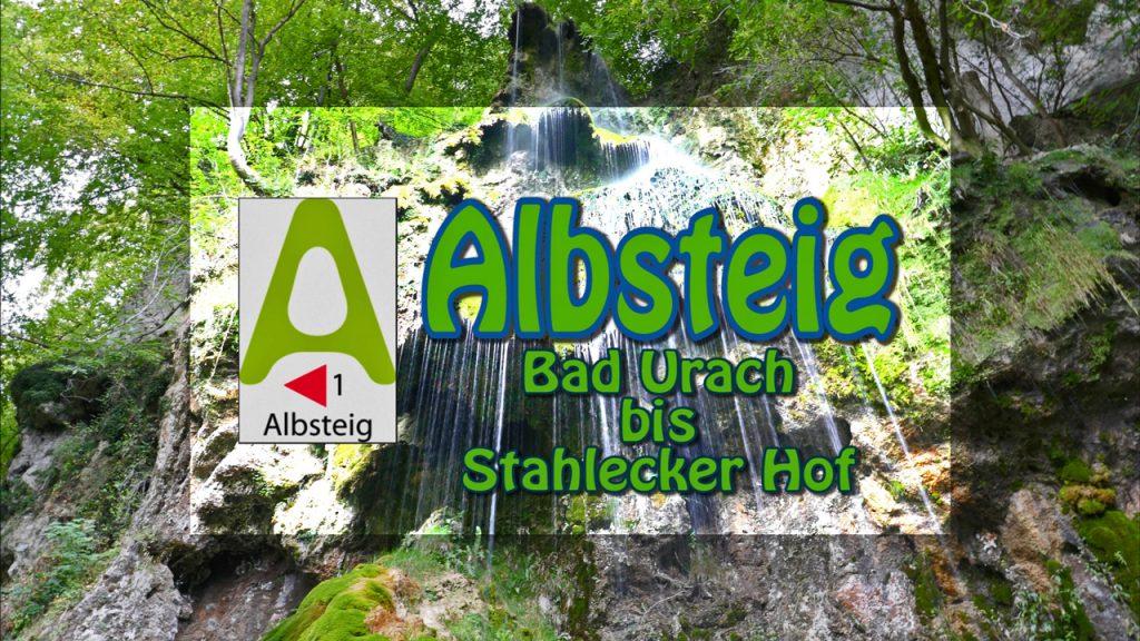 Albsteig Etappe 9 von Bad Urach nach Stahleck